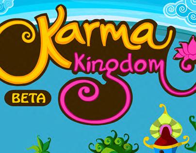 Karma Kingdom Facebook app