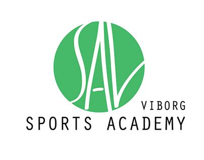 Sport Academy Viborg - Complete new identity design
