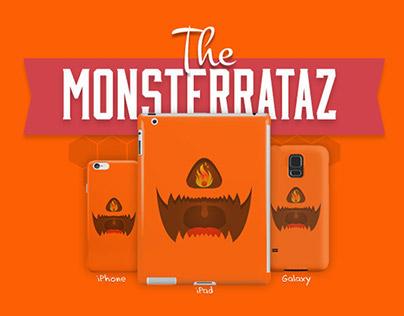 The Monsterrataz: Mr. Jack J. Monster