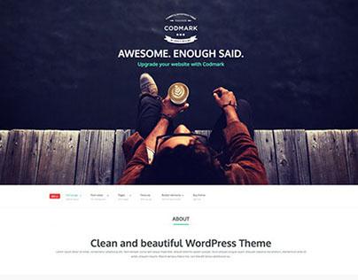 Codemark Wordpress Theme by touchsize.com
