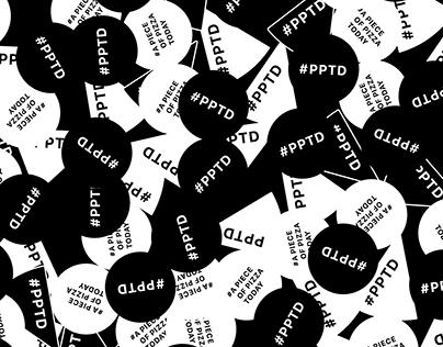 #PPTD 피피티디 / Brand Identity Design, 2017