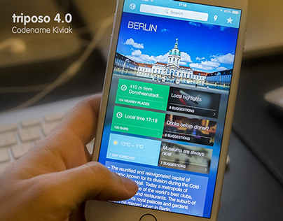Triposo 4.0 ~ Codename Kiviak