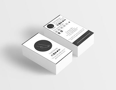 Graphic Design - Business Card for Self Promotion