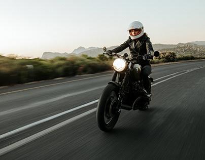 JESSICA —BMW R100