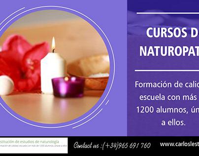 curso de naturopatia em Alicante|http://carlosleston.es