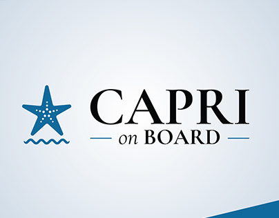 LOGO RESTYLING | Capri on board