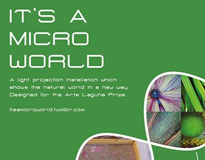 It's a Micro World