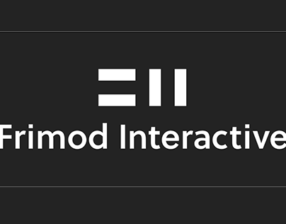 New logo for Frimod Interactive
