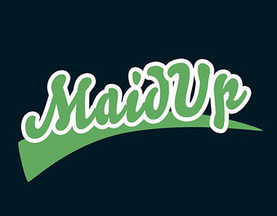 MaidUp - App Design