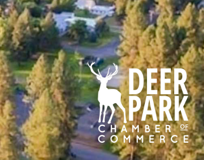 Website and logo: Deer Park Chamber of Commerce