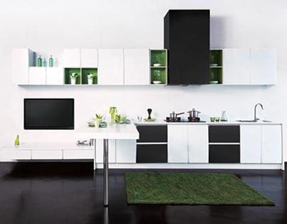 SOLUX Colorato Kitchen