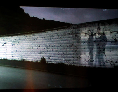 The White Wall Instalation
