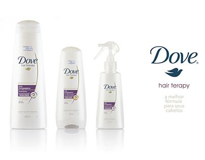 Dove - hair terapy