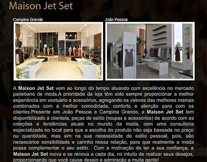 Marketing Digital - Maison JetSet