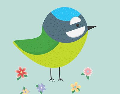 Garden Birds Exhibition