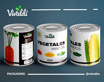 Packaging / Vegetales Mixtos