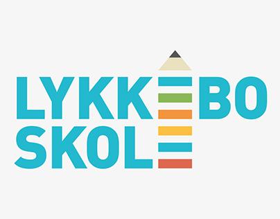 Lykkebo Skole - Logo and Designmanual