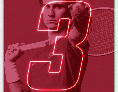 USC Tennis Social Media Templates