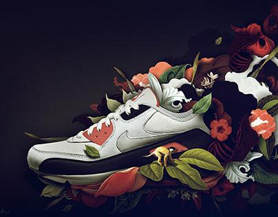 Takeshi for Nike