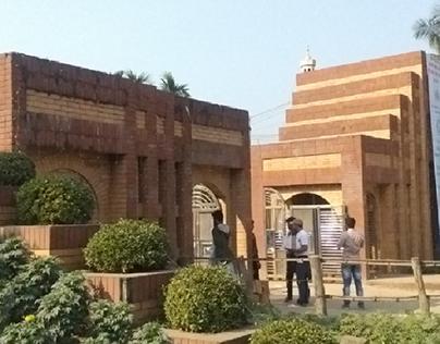 Gate of JU
