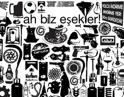 Aziz Nesin / Book Design