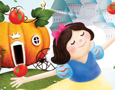 Fairyland for children activity