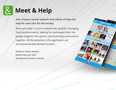 Meet and Help