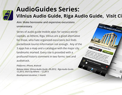AudioGuides Series