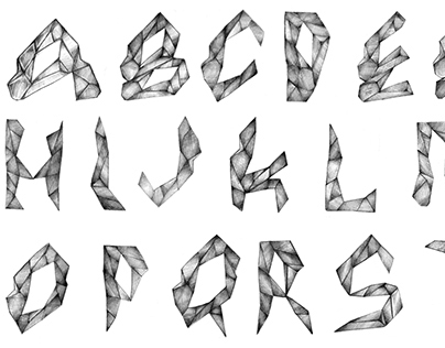 Douglas Mawson's Typeface