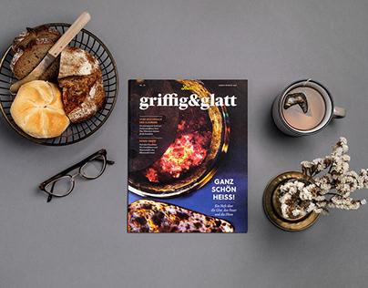 griffig&glatt Magazine No. 49 Magazine Design