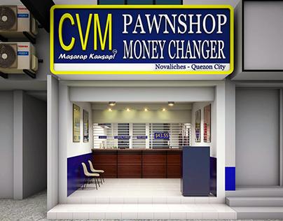 CVM Pawnshop (Novaliches Branch)