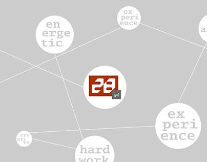Link Multimedia / Corporate Website Design