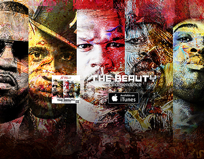 G-Unit - The Beauty of Independence EP intro