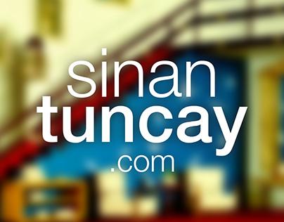 Sinan Tuncay's Portfolio Website