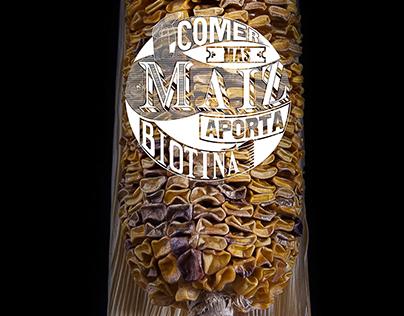 Comer maiz aporta biotina