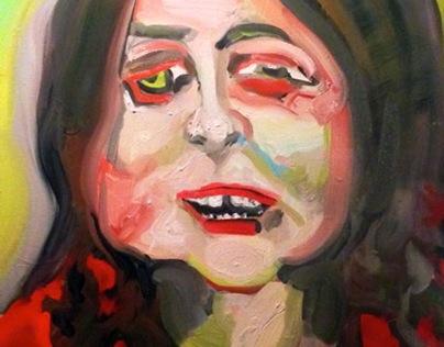 Artist as a Child Under Heavy Medication
