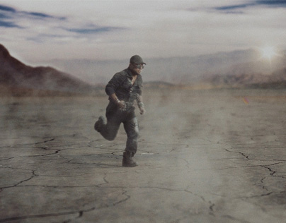 VFX Breakdown Music Video