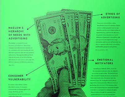 Poster design – Material culture