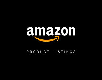 Amazon Product Listings