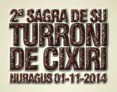 2^ Sagra de su Turroni de Cìxiri
