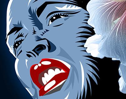 Lady sings in blue - Billie Holiday