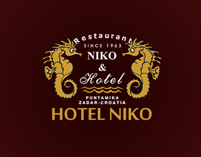 Hotel & Restaurant NIKO website
