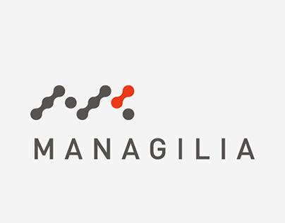 Corporate identity Managilia.