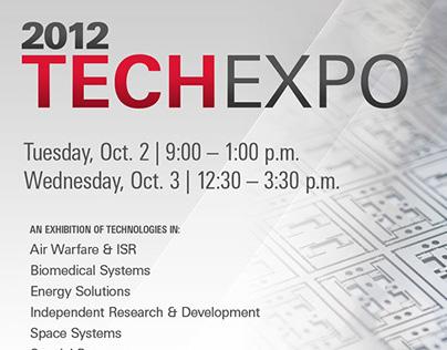 Tech Expo - Draper Laboratory