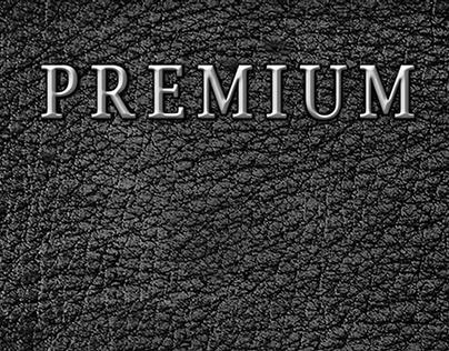 Premium Tarjeta de Crédito | Marca Identidad