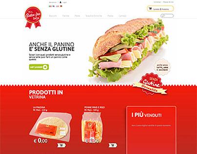 Gluten-free e-commerce