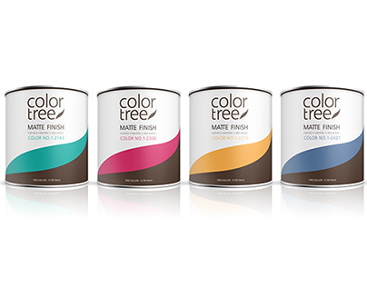 paint packaging design
