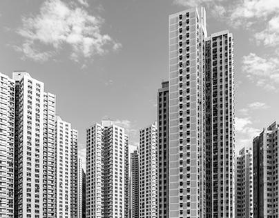 Hong Kong Vertical Landscape