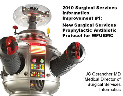 Surgical Antibiotic Software Solution