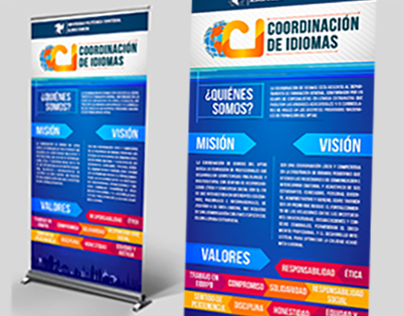 CI - Roll Up Banner
